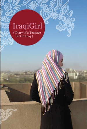 IraqiGirl book cover