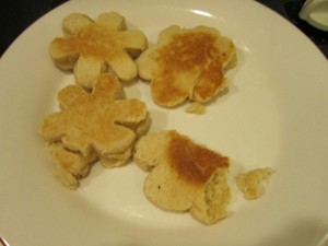 Cooked Welsh cakes